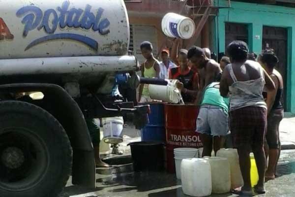La sequía retorna a Cuba