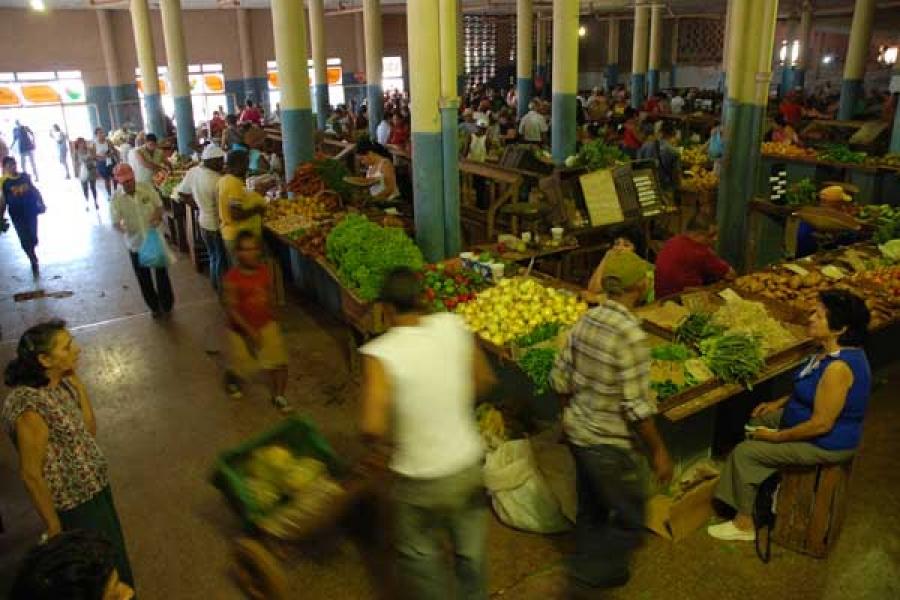 Una tonelada de alimentos básicos, como arroz, soja y fríjoles, aumentó su costo de 2010 a 2011 en 47 por ciento