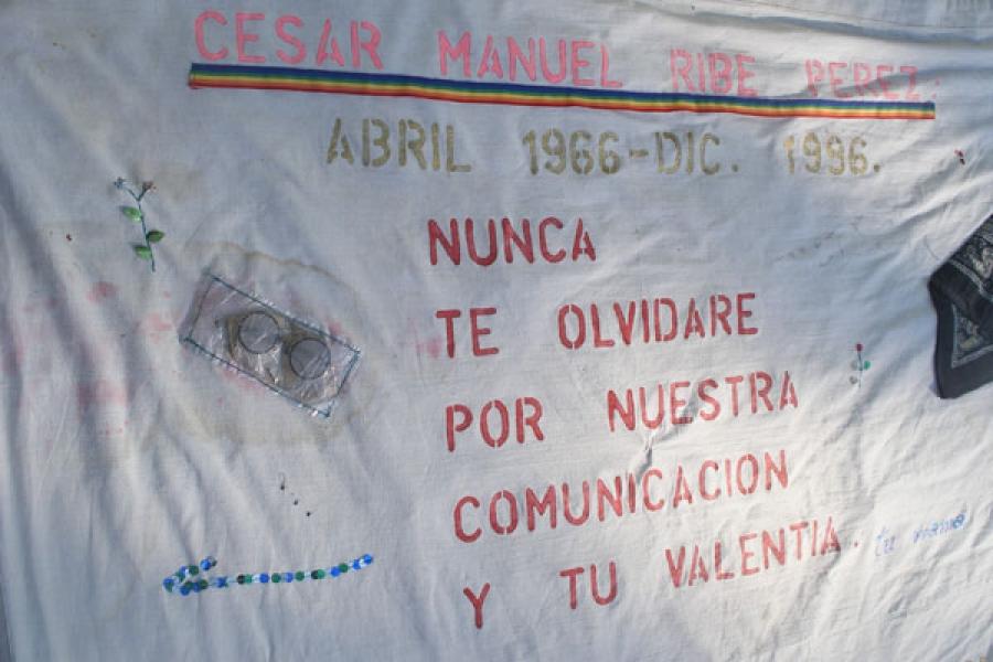 El Proyecto Memoria recuerda a las personas que han muerto a causa del sida
