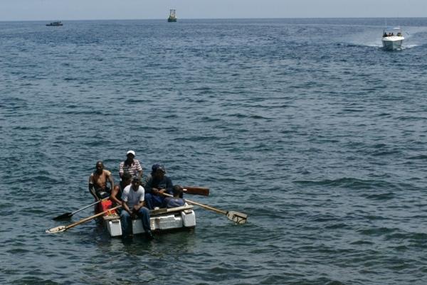 Miles de personas han salido de Cuba por mar, buscando las costas de Estados Unidos