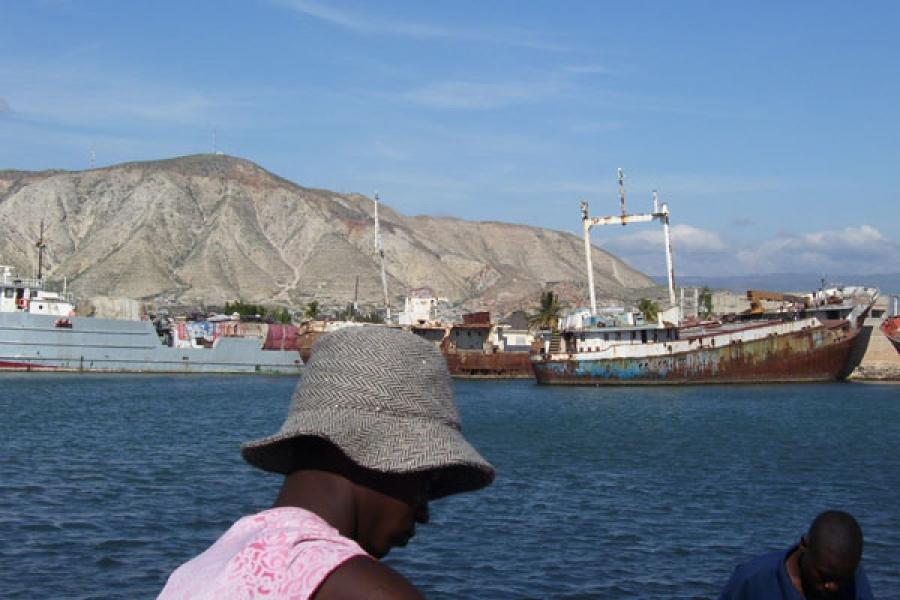Haití enfrenta serios problemas para desarrollar su economía.