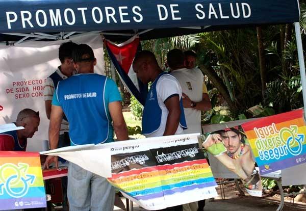Las estrategias de prevención de ITS y VIH-Sida se articulan frecuentemente en Cuba con acciones de lucha por el reconocimiento de la diversidad sexual.