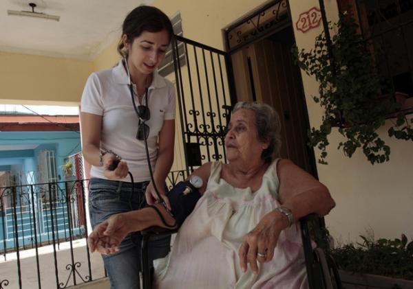 El alcance de los servicios sanitarios vigentes será limitado en el escenario futuro por el envejecimiento poblacional.