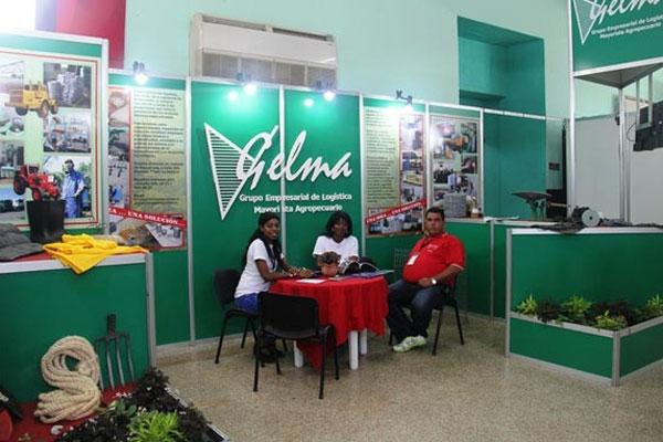 La asistencia foránea saltó este año a 26 expositores en la Feria Internacional Agroindustrial Alimentaria, Fiagrop 2015, de 12 registrados un año atrás.