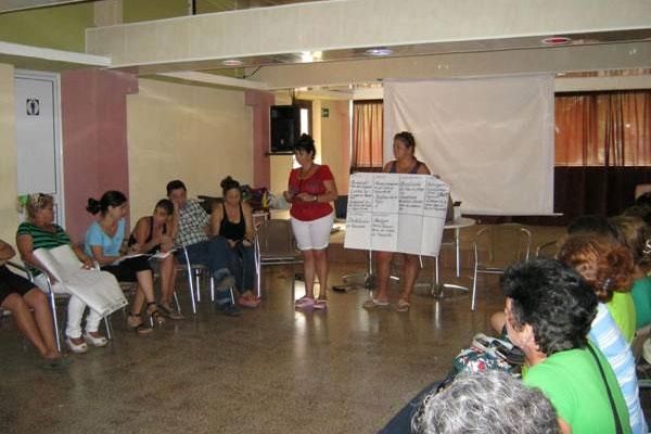 Las mujeres del campo cubano cuentan con pocas opciones de empleo, una de las brechas de género en la que pretenden incidir proyectos de cooperación internacional.