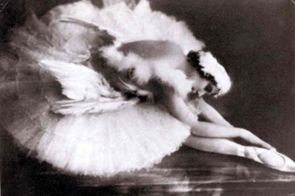 Anna Pavlova, el centenario de su primera visita