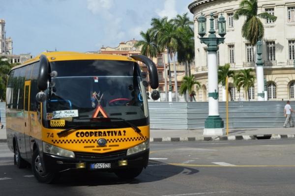 Al cierre de 2014, Cuba contaba con 345 cooperativas no agropecuarias.
