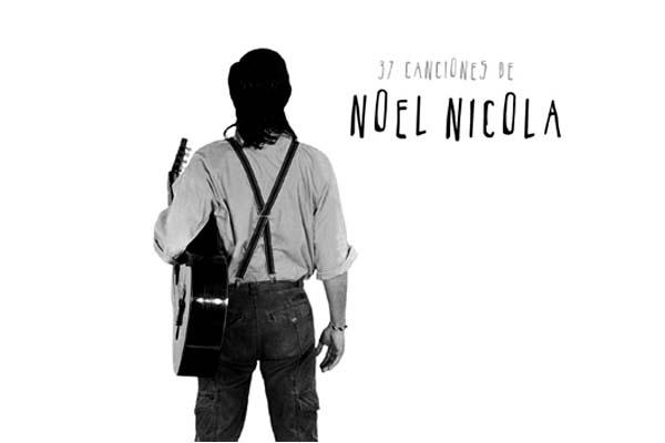 Los tirantes que usa Noel Nicola, son la única huellas de Jorge en el disco postmortem del amigo y fundador de la Nueva Trova.