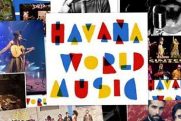 En el festival Havana World Music confluyen diferentes exponentes de la música alternativa.