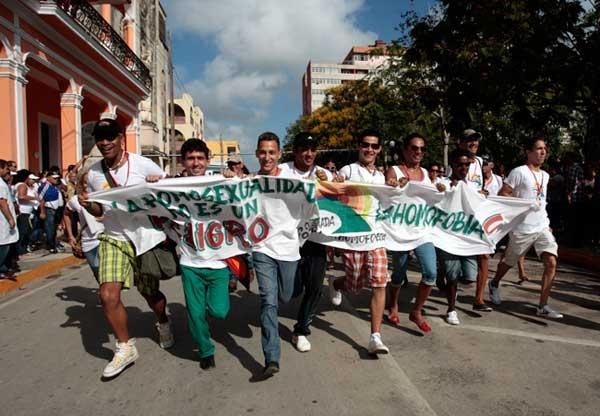 El código penal cubano no condena directamente la discriminación por orientación sexual e identidad de género.
