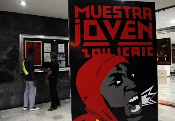 La Muestra Joven Icaic constituye un espacio de promoción y estímulo a la realización de obras audiovisuales en Cuba.