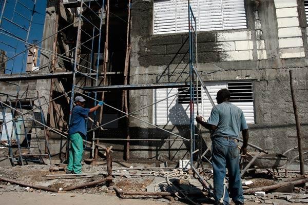 La construcción podría ser uno de los sectores de mayor atracción para el cooperativismo cubano.
