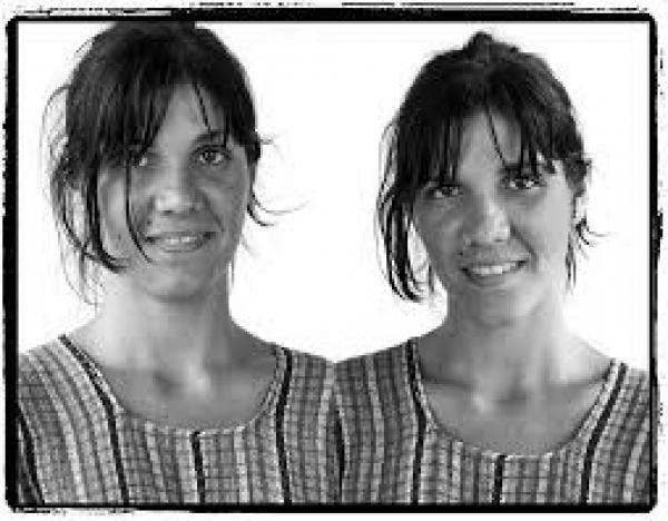 Dípticos fotográficos en Bellas Artes