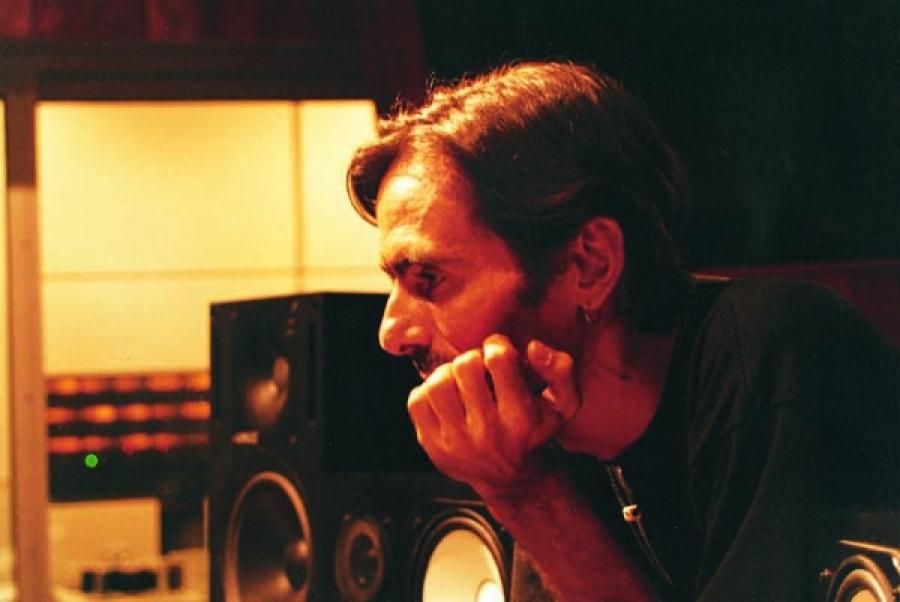 Jorge García en Estudios Abdala