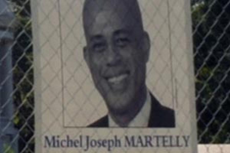 Michael Martelly
