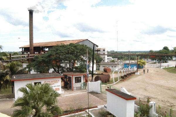 Central azucarero Heriberto Duquesne