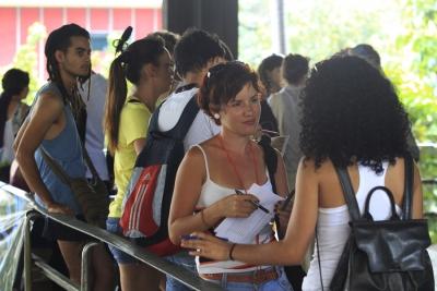 La cita se desarrolla en el capitalino Pabellón Cuba.