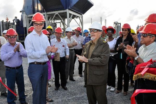 Energas imprime un giro más eficiente a la explotación del gas que acompaña a los mayores yacimientos cubanos de petróleo.