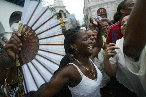 El Día de la Mujer se celebró con acento feminista en varios sitios de Cuba.