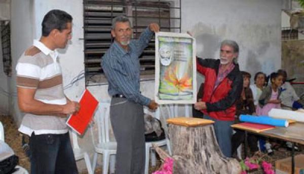 El concurso nacional Ala Décima 2014 homenajea el aniversario 60 del natalicio de fallecido ex presidente bolivariano Hugo Chávez.