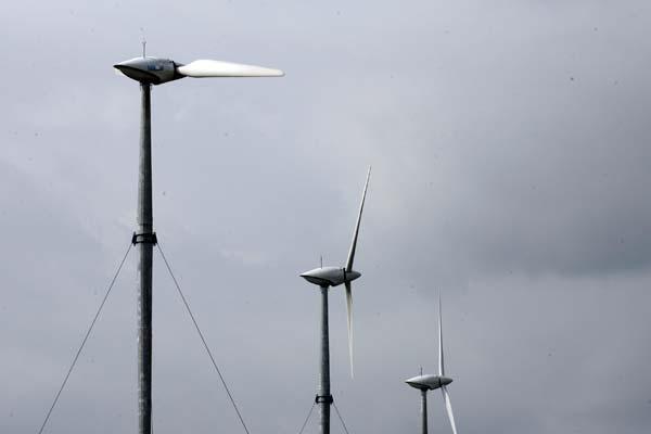 Cuba tiene un potencial eólico de unos 2.000 megavatios.