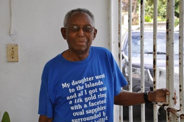 Gerald Price opina que con la iniciativa Blue Halo el futuro será funesto para los pescadores de Barbuda.