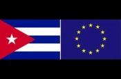 Conversaciones con representantes de la Unión Europea en Cuba